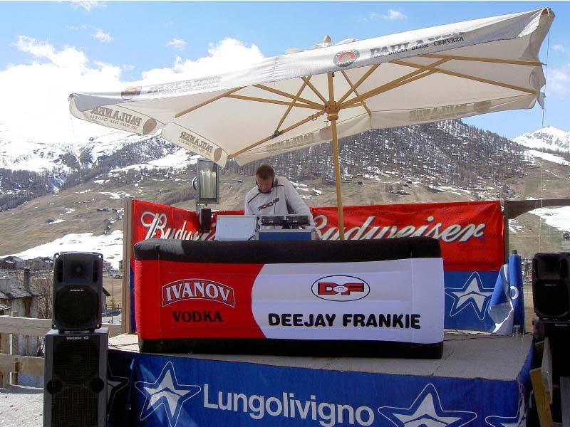 DJ München fuer Apres Ski