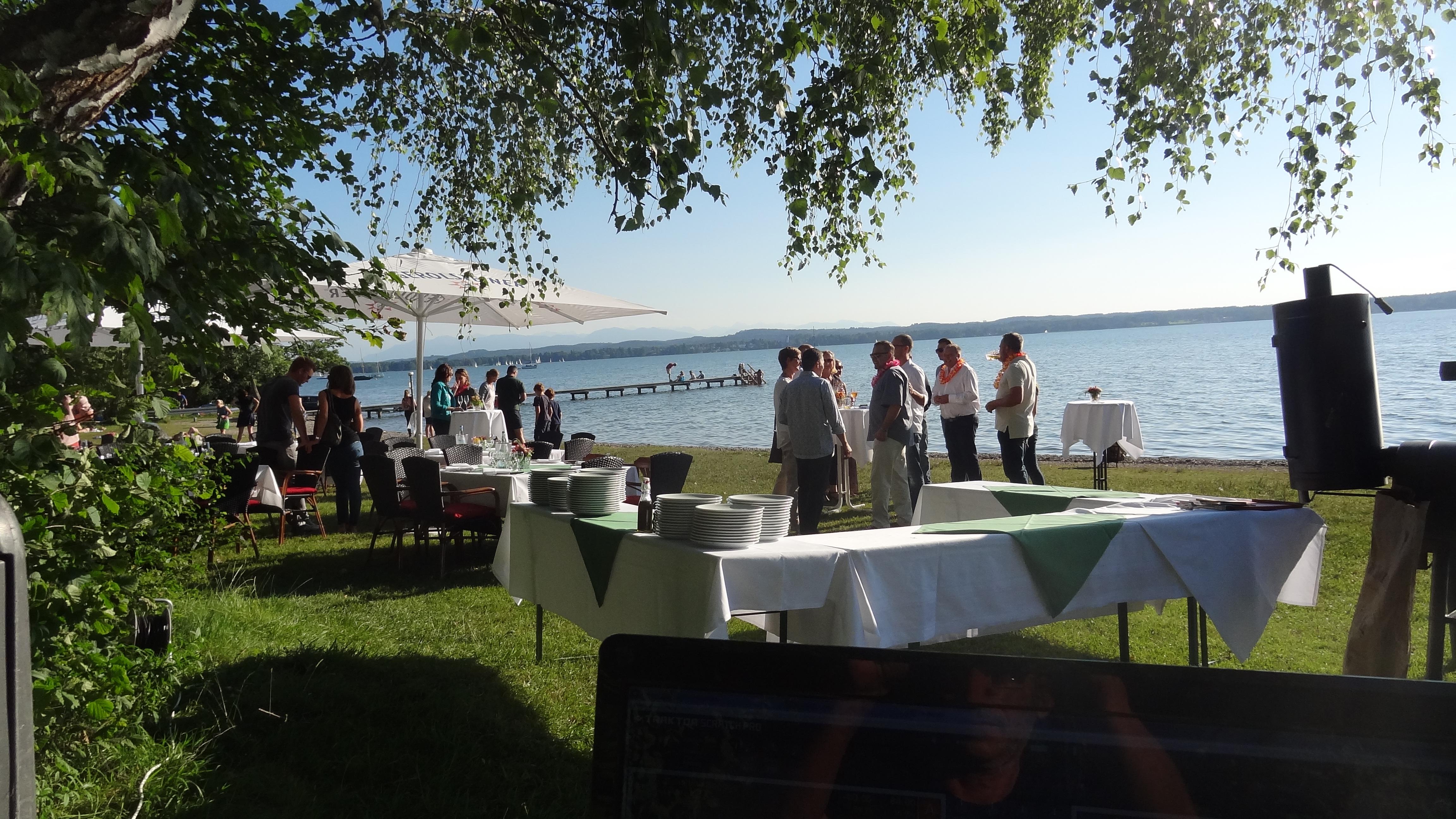 Geburtstag am Starnberger See